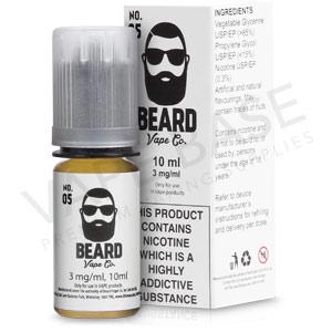 No.05 E-Liquid By Beard Vape Co