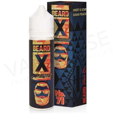 No.71 E-Liquid by Beard Vape Co 50ml