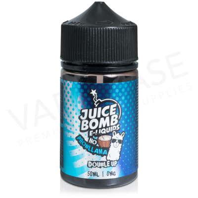 No Probllama Double Up E-Liquid by Juice Bomb 50ml