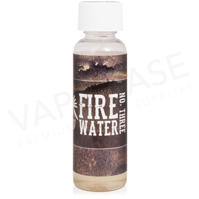 No. Three E-Liquid by Firewater 50ml