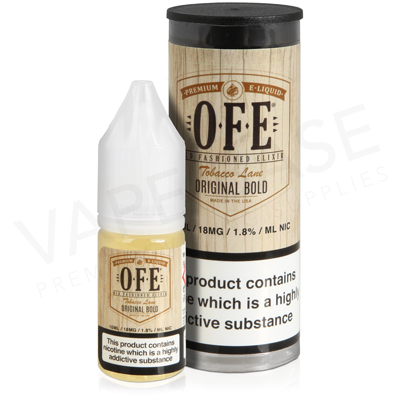 Original Bold E-Liquid by OFE