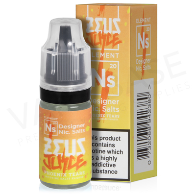 Phoenix Tears Nic Salt E-Liquid by Zeus Juice