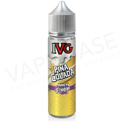 Pina Colada Shortfill E-Liquid by IVG Juicy 50ml