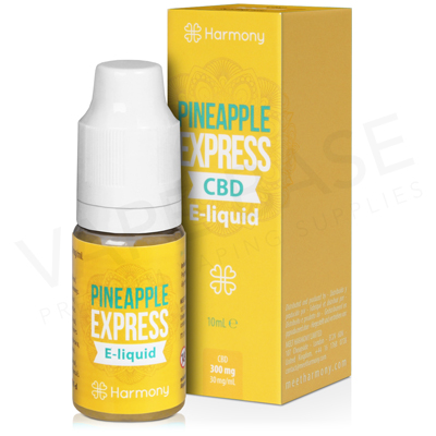 Pineapple Express CBD E-Liquid by Harmony