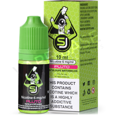 Pluto E-Liquid by Space Jam