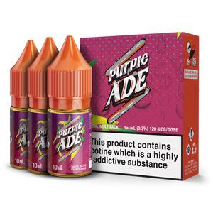 Purple Ade E-Liquid by Mad Hatter Juice