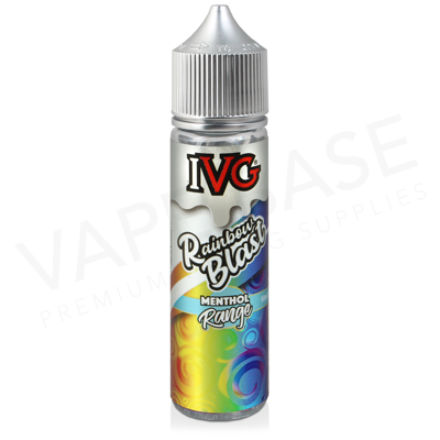 Rainbow Blast E-Liquid by IVG Select 50ml
