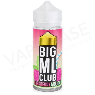 Raspberry Mojito E-Liquid by The Big ML Club