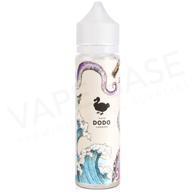 Raspberry Moonshine E-Liquid By Vape Dodo 50ml