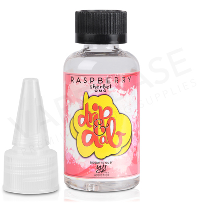 Raspberry Sherbet E-Liquid by Drip & Dab