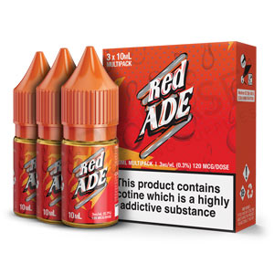 Red Ade E-Liquid by Mad Hatter Juice
