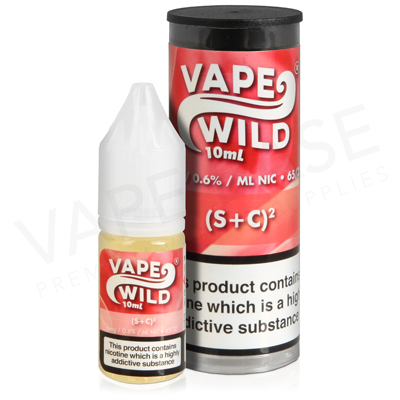 (S+C)2 E-Liquid by Vape Wild