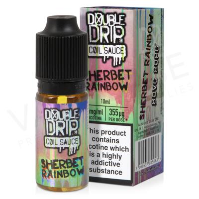 Sherbet Rainbow E-Liquid by Double Drip
