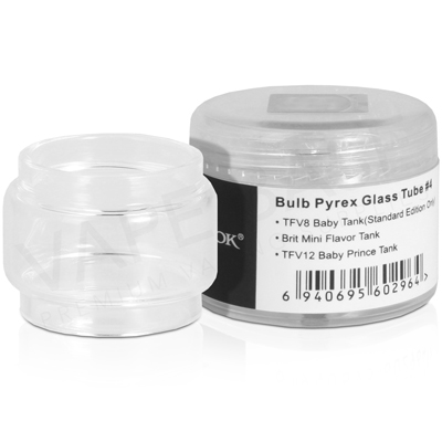 Smok Bulb Pyrex Replacement Glass