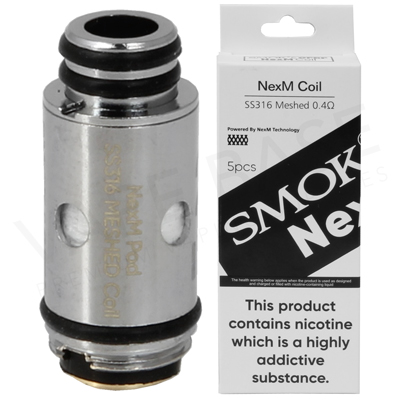 Smok SS316 OFRF NexMesh Replacement Coil