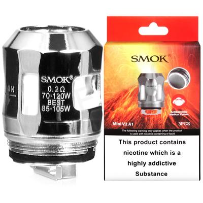 Smok TFV-Mini V2 Vape Coils (TFV8 Baby V2)