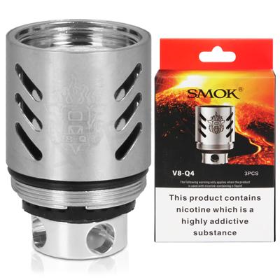 Smok V8-Q4 Vape Coils