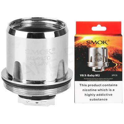 Smok V8 X-Baby M2 Vape Coils