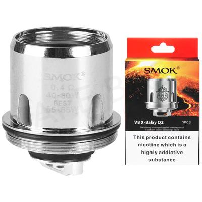 Smok V8 X-Baby Q2 Vape Coils