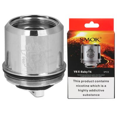 Smok V8 X-Baby T6 Vape Coils
