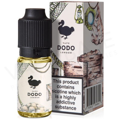 Smooth Forbidden Peach E-Liquid By Vape Dodo