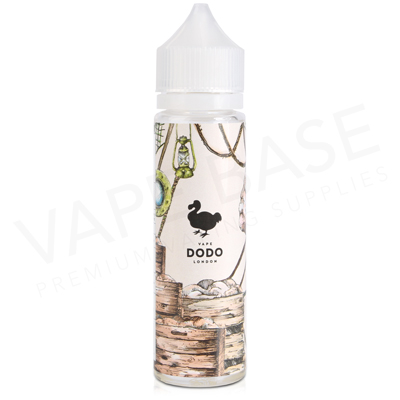 Smooth Forbidden Peach E-Liquid By Vape Dodo 50ml