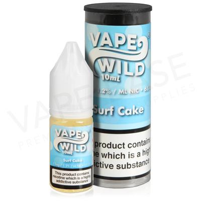 Surf Cake E-Liquid by Vape Wild