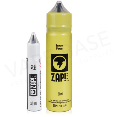 Snow Pear E-Liquid by Zap! Juice 50ml