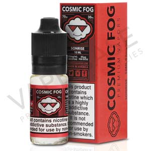 Sonrise E-Liquid by Cosmic Fog