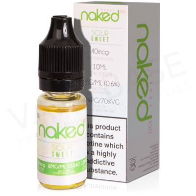 Sour Sweet E-Liquid by Naked 100 Candy