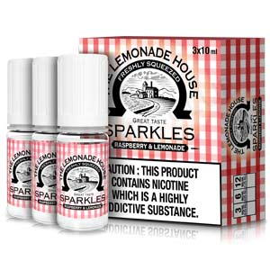 Sparkles E-Liquid by The Lemonade House