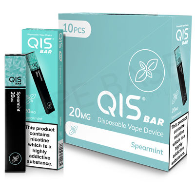 Spearmint QIS Disposable Device