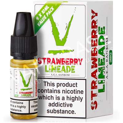 Strawberry Limeade E-Liquid by Verdict Vapors