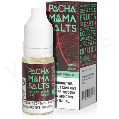 Strawberry Watermelon E-Liquid by Pacha Mama Salts