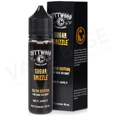 Sugar Drizzle E-Liquid by Cuttwood 50ml