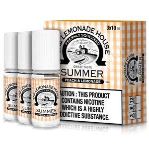 Summer E-Liquid by The Lemonade House