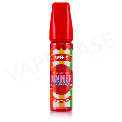 Sweet Fusion E-Liquid by Dinner Lady Sweets 50ml