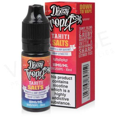Tahiti Nic Salt E-Liquid by Doozy Vape Co.