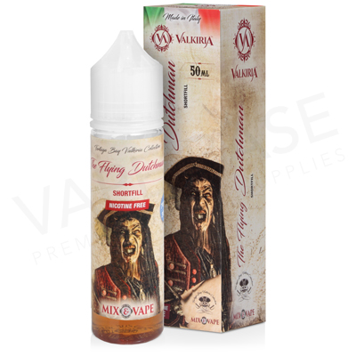 The Flying Dutchman E-Liquid by Valkiria 50ml