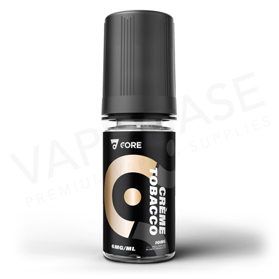 Tobacco Creme E-Liquid by Core