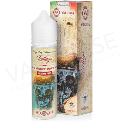 Tortuga E-Liquid by Valkiria 50ml