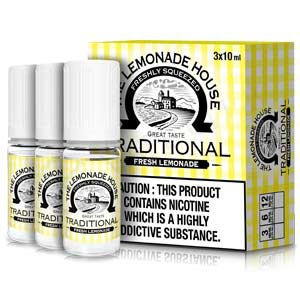 Traditional E-Liquid by The Lemonade House