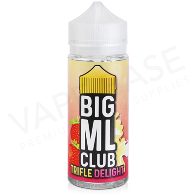 Trifle Delight E-Liquid by The Big ML Club
