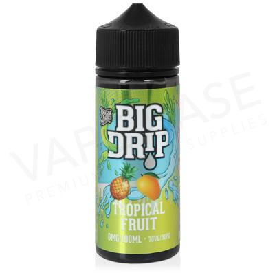 Tropical Fruit Shortfill E-Liquid by Big Drip 100ml