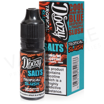 Tropical Slush Nic Salt E-Liquid by Doozy Salts