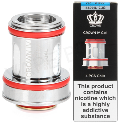 Uwell Crown 4 Replacement Vape Coils