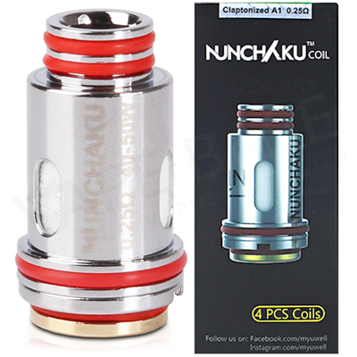 Uwell Nunchaku Replacement Vape Coils