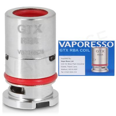 Vaporesso GTX RBA Coil