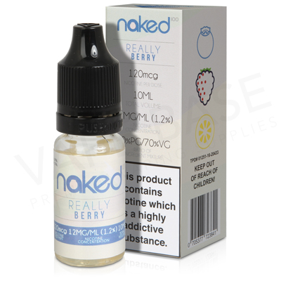Really Berry E-Liquid by Naked 100