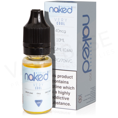 Very Cool E-Liquid by Naked 100 Menthol